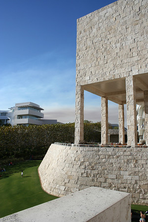 The Getty Center - taken by nina